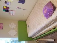 Twin girls beds