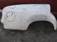 Buy Mercedes Benz Ponton 1959 quarter panel fender barn find rare antique motorcycle in South Jordan, Utah, United States, for US $225.00
