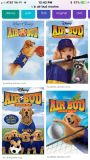 Looking for the Air bud movies (DVD only )