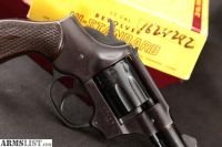 For Sale: High Standard Sentinel Snub R-103 Series, Nine Shot, Blue/Black 2 3/8 Da Revolver & Box, MFD 1967 C&R .22 LR