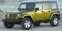 2007 Jeep Wrangler Unlimited X (Blue)