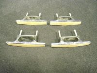Purchase LOT OF (4) PERKO WOODGRAIN BOAT/DOCK CLEAT BOAT RESTORATION-ANTIQUE VINTAGE motorcycle in Gulfport, Mississippi, US, for US $69.00