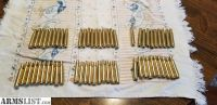 For Sale: Rifle Brass