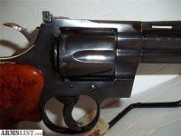 For Sale: Colt Python 357 mag