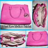Michael Kors medium satchel