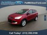 2015 Ford Escape Red, 38K miles