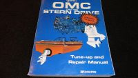 Find 1994 OMC 1964-86 STERN DRIVE - TUNEUP AND REPAIR MANUAL #004-7 OUTBOARD BOAT motorcycle in Gulfport, Mississippi, US, for US $24.95