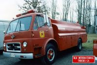 International COE Trucks group