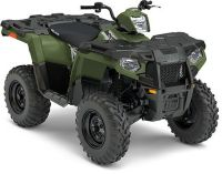 2017 Polaris Sportsman 450 H.O. EPS Utility ATVs Rushford, MN