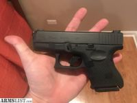 For Sale: Glock 26 Gen4 w/ night sights and Apex Trigger