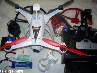 For Sale/Trade: Blade 350QX AP camera drone with extras