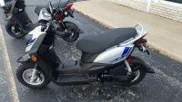 2018 Yamaha Zuma 50FX 250 - 500cc Scooters Coloma, MI