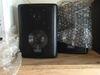 2 digital speakers
