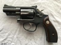 For Sale: Smith and Wesson model 19-5
