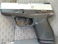 For Sale/Trade: Taurus pt740 slim stainless