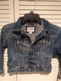 5/6 children's place jean jacket unisex no flaws $10 elk grove fast pick up dont comment unless serious elk grove xposted