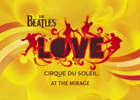 The Beatles LOVE Cirque Du Soleil Las Vegas