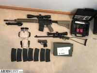 For Trade: SIG, Chiappa, and AR15