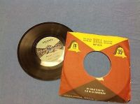 78 rpm bell record tommy dorsey granada/you're my everything #1024 album lp