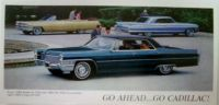 Sell NOS 1962 1964 1965 Cadillac de Ville Sedan Coupe Convertible Post Card ORIGINAL motorcycle in Holts Summit, Missouri, United States, for US $10.65