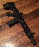 "For Trade: 10.5"" Rock River LAR-15 Pistol. Noveske Brake. VERY NICE!!"