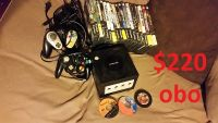 Nintendo game Cube system and games. Will not sell individually