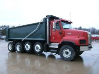 Dump truck funding for all credit types - (Nationwide)
