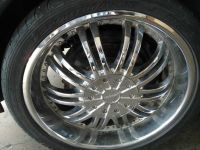 Rims and Tires Low Profile