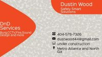 DnD Solutions..all your home&business security &more needs
