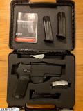 For Sale: Sig P320 9mm Full with 4 magazines