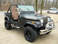 $2,500, 1985 Jeep CJ7 Laredo