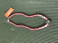 Gymboree - zebra necklace - NEW WITH TAGS