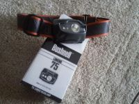 Bushnell Lumens 75 Headlamp (NEW)