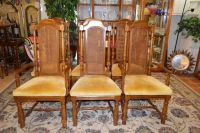 6 ~ BROYHILL ANTIQUE CHAIRS