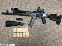 For Sale/Trade: Bulgarian AK 74 tactical