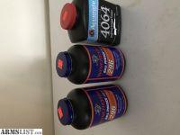 For Sale: Reloading Powder 296, 4064