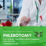 Get certified in 4 WEEKS !! phlebotomy