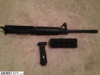 For Sale/Trade: M&P-15 upper with rails