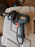 Black and decker power drill