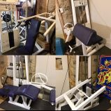 Commercial Gym Equipment 4pc set