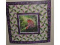 GARDEN OF DREAMS Embellished Cross-STITCH KIT PIC/QUILT