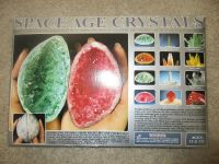 Space Age Crystal Art/Craft Set , Never Used essentially brand new, box was just opened to check out $5.00