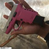 For Sale: Sccy cpx2 pink /silver