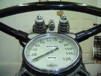 Purchase Harley Knucklehead Springer Steering Damper Upper Kit motorcycle in Mentor, Ohio, US, for US $60.00