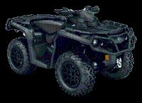 2018 Can-Am Outlander XT-P 1000R Utility ATVs Weedsport, NY