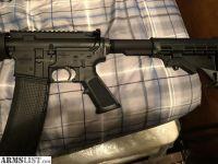 For Sale: Bushmaster AR15 XM15 QRC