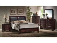 Factory Closeout - Queen Platform Style Bed