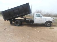 ford dump truck (REDUCED)