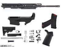 For Sale: 80% ADAMS ARMS COMPLETE AR15 5.56 RIFLE KIT PISTON SYSTEM