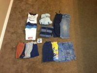 Lots of boy clothing size 2T